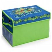 Cutie Pentru Depozitare Jucarii Happy Children - Testoasele Ninja