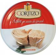 Lata de atún Cortizo RO-550