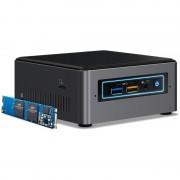 Barebone Intel NUC NUC7i7BNHX1, Intel Core i7-7567U