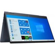 Ultrabook 2in1 HP Elite Dragonfly Intel Core (8th Gen) i5-8265U 512GB SSD 16GB FullHD Touch Win10 Pro Tast. ilum. Blue Magnesium