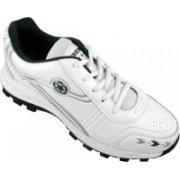 Action White Green Sport running Shoe -7125 Walking Shoes For Men(White)