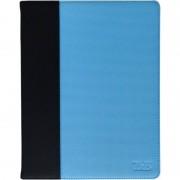 Husa tableta TnB IPADOTSBL MICRO DOTS albastra pentru Apple iPad 2 / New iPad