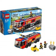 Lego City Great Vehicles Airport Fire Truck, Multi Color