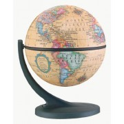 Replogle Globes 12/1 Wonder Globe, Antique Ocean, 11cm Diameter