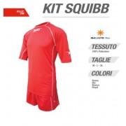 Zeus- Completo Kit Calcio Squibb