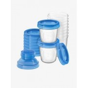 AVENT 10er-Set Muttermilch-Behälter Philips AVENT transparent