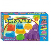 Ekta Active Sand Castle Play Kit