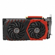MSI GeForce GTX 1080 Gaming X 8G (V336-001R) negro & rojo