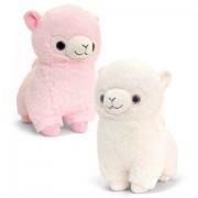 Miel de plus alb sau roz Keel Toys 15 cm