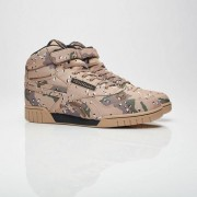 Reebok major ex-o-fit hi Walnut/Stone Grey/Hunter Green