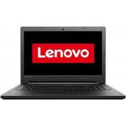 "Laptop Lenovo IdeaPad 100-15 (Procesor Intel® Core™ i3-5005U (3M Cache, 2.00 GHz), Broadwell, 15.6"", 4GB, 1TB, nVidia GeForce 920MX@2GB, Negru) + Mouse Microsoft Wireless Mobile 1850, editie Business (Negru)"