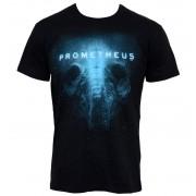tricou cu tematică de film bărbați Prometheus - Alien Skull - PLASTIC HEAD - PH7216