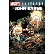 Marvel Universe by John Byrne Omnibus Vol. 2, Hardcover/John Byrne