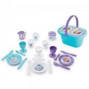 Детска играчка, Кошница за пикник Smoby Frozen, 043228