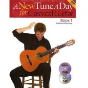 A New Tune a Day - Klassisk gitarr