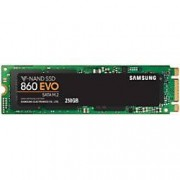 Samsung 250 GB Internal SSD 860 EVO Black