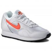 Pantofi NIKE - Outburst AO1069 106 White/Team Orange/Black