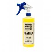 Poorboy's World Air Freshener Leather 946ml