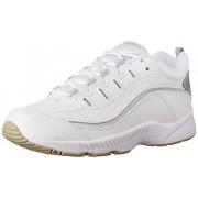 Easy Spirit Romy Zapatos de Caminar para Mujer, Blanco Multi, 6 W US