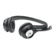 """Casti Logitech ''H390"""" USB Stereo Headset with Microphone """"981-000406"""" (include timbru verde 0.01 lei)"""