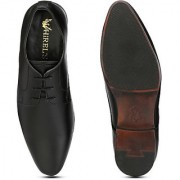 Hi RELs Men Black Formal Shoes