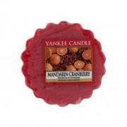 Yankee Candle Mandarin Cranberry 22 g vosk do arómalampy unisex