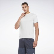 Reebok United By Fitness Perforated T-shirt - True Grey - Size: Extra Small