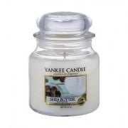 Yankee Candle Shea Butter candela profumata 411 g unisex