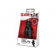 Breloc cu lanterna LEGO Star Wars Pilot Tie Fighter - LGL-KE113