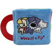 Woezel & Pip Buggyboekje Color