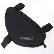 ROSWHEEL Triangle Cycling Front Tube Frame Pouch Bag