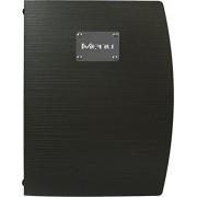 Coperta meniu, A4, negru, SECURIT Rio Collection