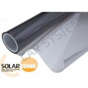Rola folie geamuri auto omologata Profesionala SolarZone 15M x 1.5M + ( 12 omologari ) 20% transparenta