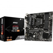 Placa de baza MSI B450M PRO-VDH MAX, socket AM4