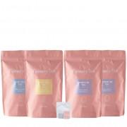 TummyTox ICE TEA sada na hubnutí: super kombinace čajů pro přípravu osvěžující ledového čaje. Program na 40 dní.