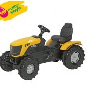 Traktor na pedale Rolly Farm Trac JCB 8250