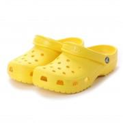 クロックス crocs 10001 CLASSIC CLOG クラシック クロッグ サンダル (レモン) レディース