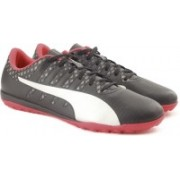 Puma evoPOWER Vigor 4 TT Football Shoes(Black)