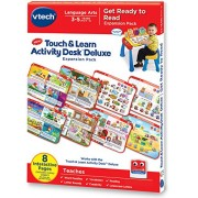 VTech Touch and Learn Activity Desk Deluxe Expansion Pack - Get Ready to Read