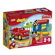 Lego Duplo Mickeys Workshop 10829