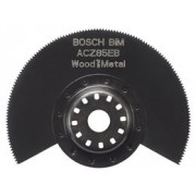Panza de ferastrau bimetal segmentata ACZ 85 EB Wood and Metal