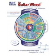 The Guitar Wheel: A 2 Ounce Reference Library of Music Theory for All Instruments, Paperback