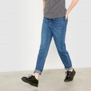 "Jeans ""mum"" met hoge taille"