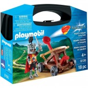 Playmobil knights valigetta cavaliere