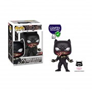 Black Panther venomized Funko pop exclusivo GameStop