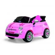Peg Perego Fiat 500 S Pink Star 6V