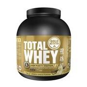 Total Whey proteína sabor baunilha 2kg - Gold Nutrition