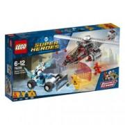 LEGO R Super Heroes Urmarire inghetata in viteza 76098