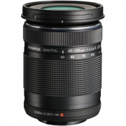 Olympus M.ZUIKO DIGITAL 40 Mm - 150 Mm F/4 - 5.6 Zoom Lens For Micro Four Thirds - 58 Mm Attachment - 0.16x Magnification - 3.8x Optical Zoom - V315030BU000