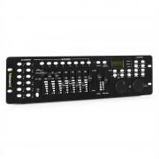 Beamz DMX 240 Controller, 240 csatorna, MIDI (SKY-154.090)